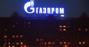 gazprom and building