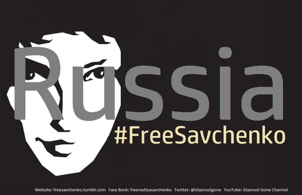 #FreeSavchenko.