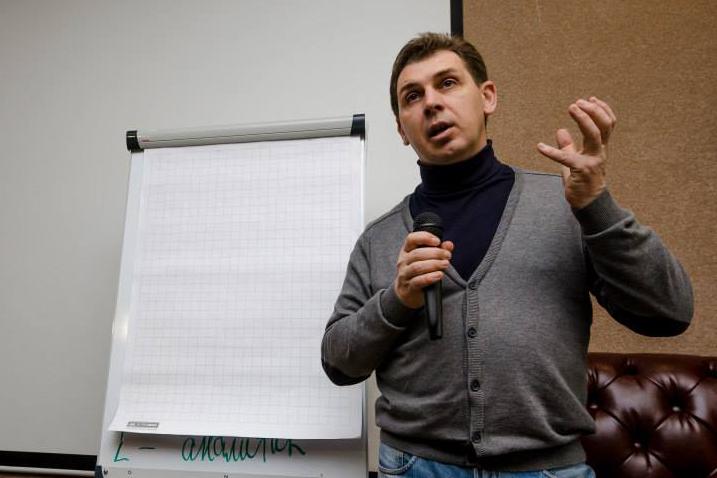 Ołeksandr Czernenko, Fot.: Dmitry Raimov/facebook.com