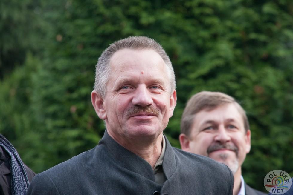 Професор Януш Смаза (Варшавська академія мистецтв)
