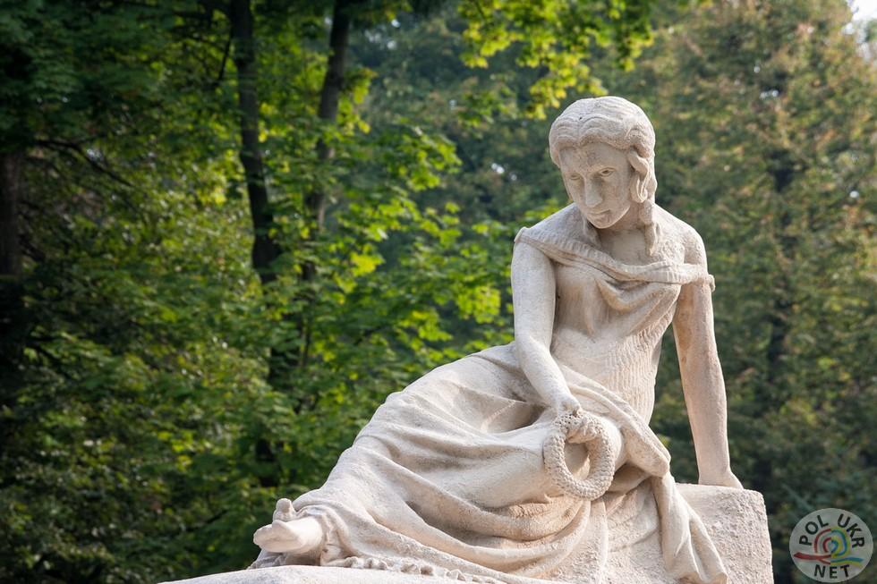Надгробок Хонораті Божецькій