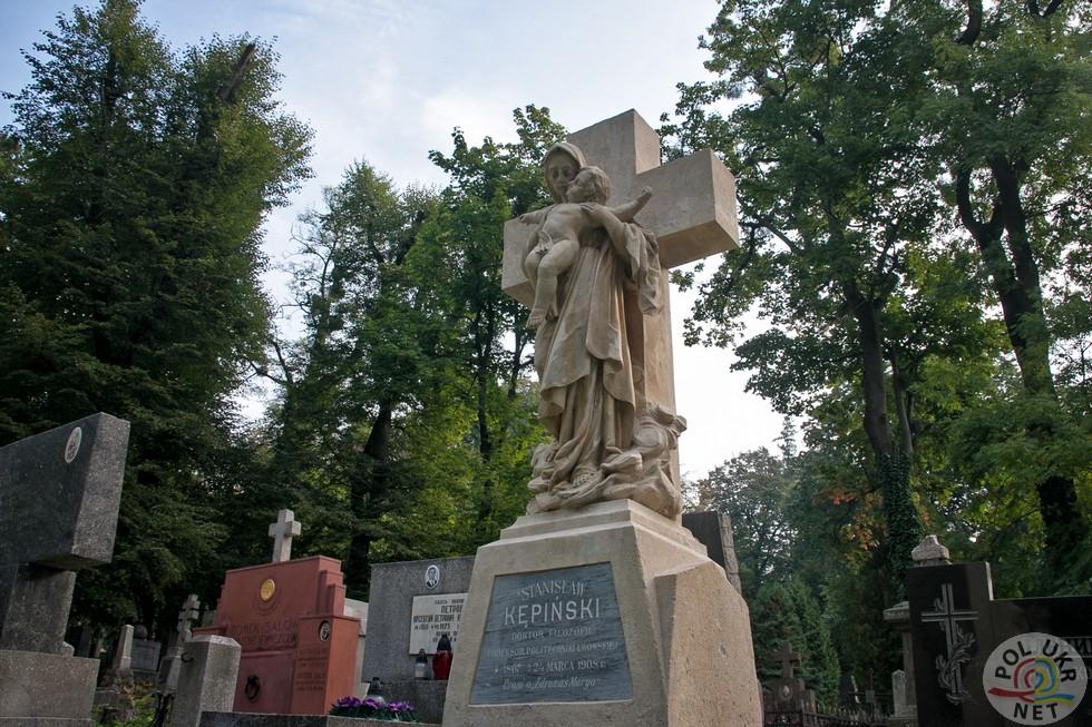 Надгробок Станіславу Кемпінському