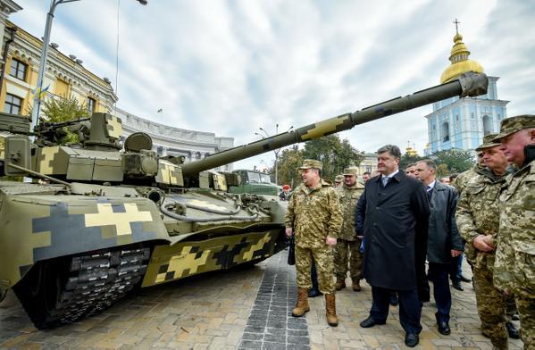Fot. https://twitter.com/poroshenko