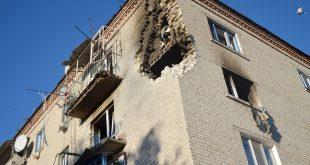 Наслідки вибухів у Сватове.Фото: ato.lisichansk.in.ua