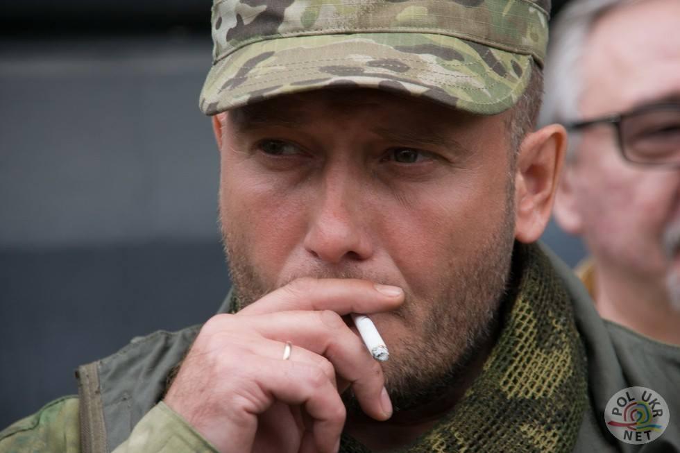 Дмитро Ярош. Фото: Андрій Поліковський