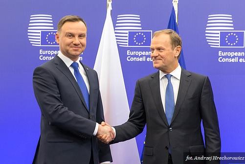 Президент Польщі Дуда вважає Nord Stream-2 політичним проектом