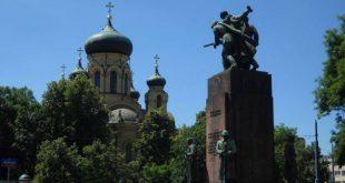 Польсько-російська війна пам'ятників