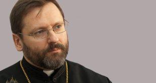 Глава УГКЦ Блаженніший Святослав. Фото: news.ugcc.ua