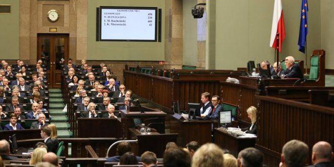 Фото: Krzysztof Białoskórski / marszalek.sejm.pl