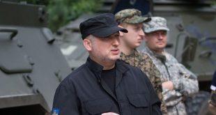 Секретар РНБО Олександр Турчинов. Фото: rnbo.gov.ua