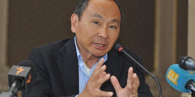 Френсіс Фукуяма. Фото: POLUKR.NET