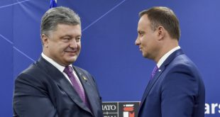 Петро Порошенко і Анджей Дуда. Фото: president.gov.ua