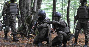 На Львівщині відбувся випуск перших інструкторів Нацгвардії за стандартами НАТО