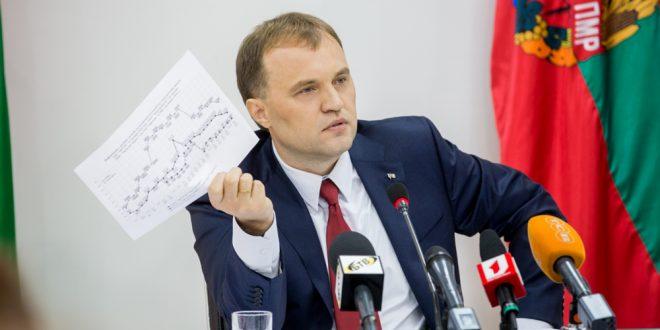 Євгеній Шевчук. Фото: president.gospmr.ru