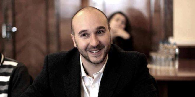 Гіоргі Канашвілі. Фото: facebook.com/giorgi.kanashvili.1
