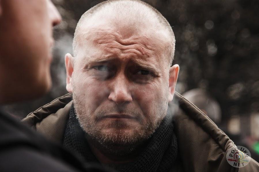 Дмитро Ярош. Фото: POLUKR.NET / Андрій Поліковський