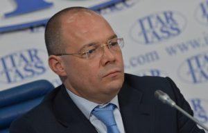 Георгій Брюсов. Фото: gpbrusov.ru