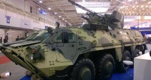 Transporter BTR-4 / Fot. polukr.net