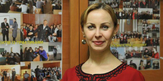 Ольга Мельник. Фото з особистого архіву О. Мельник