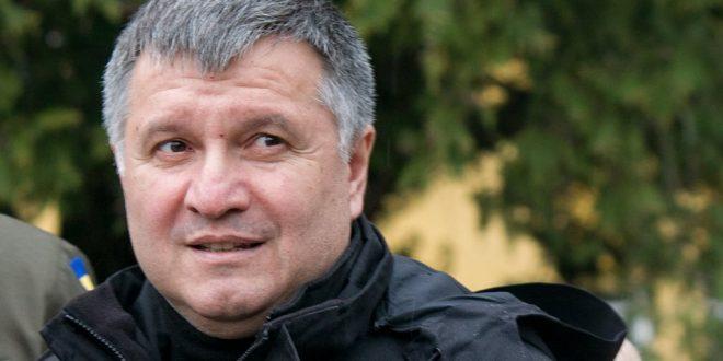 Арсен Аваков. Фото POLUKR.net / Андрій Поліковський