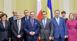 Фото: prezydent.pl / Mykola Lazarenko