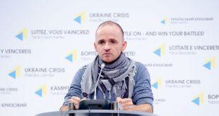 Олександр Лінчевський. Фото: uacrisis.org