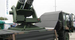 """System rakietowy """"Stokrotka"""""""