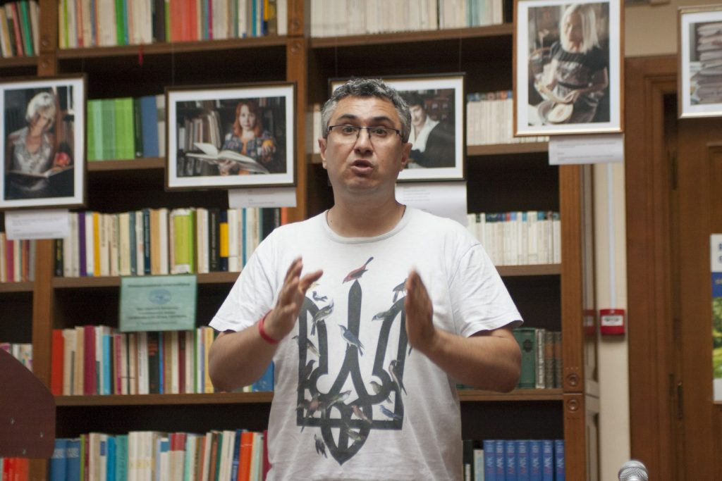 Вахтанг Кіпіані. Фото: POLUKR.net / Андрій Поліковський