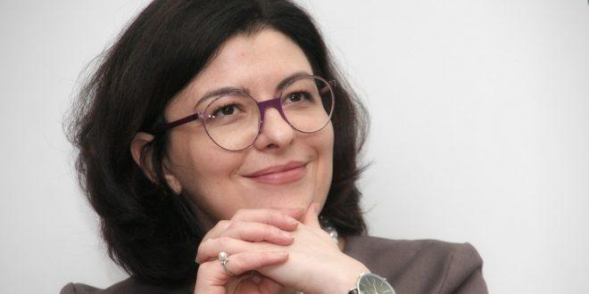 Оксана Сироїд.  Фото: POLUKR. net / Андрій Поліковський