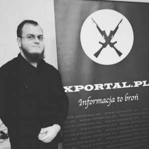 Tomasz Rafał Szymkowiak. Фото: facebook.com/szymkowiak.tomasz.7