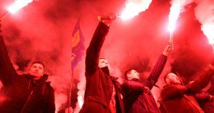 Polski MSZ oczekuje potępienia manifestacji nacjonalistów we Lwowie