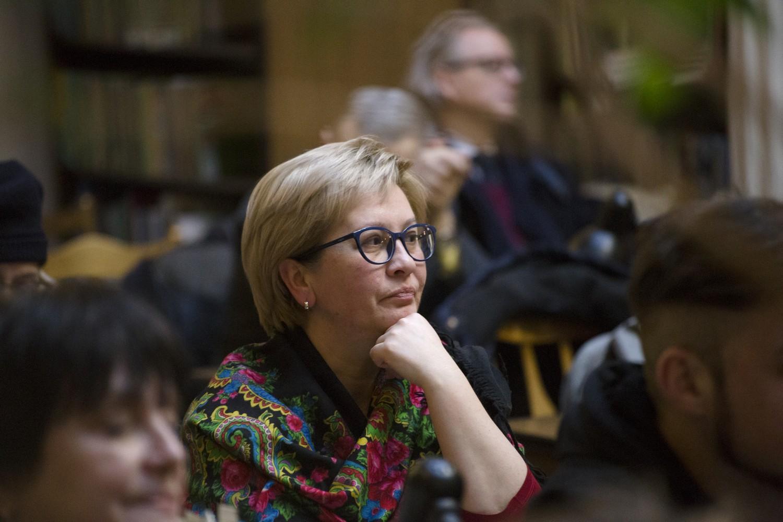 Ірина Подоляк. Фото: POLUKR. net / Андрій Поліковський