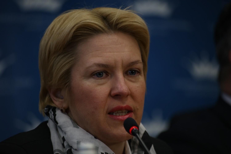 Тетяна Романовська. Фото: POLUKR. net / Андрій Поліковський