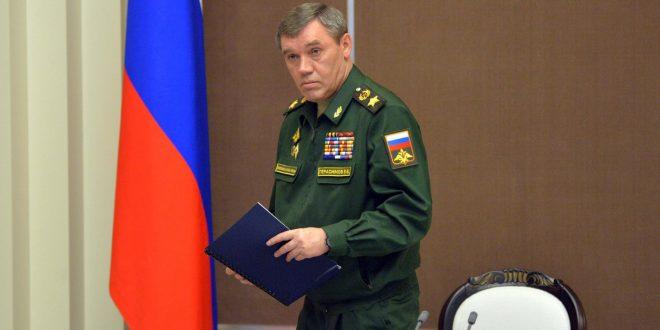Валерій Герасимов. Фото: wiki-org.ru