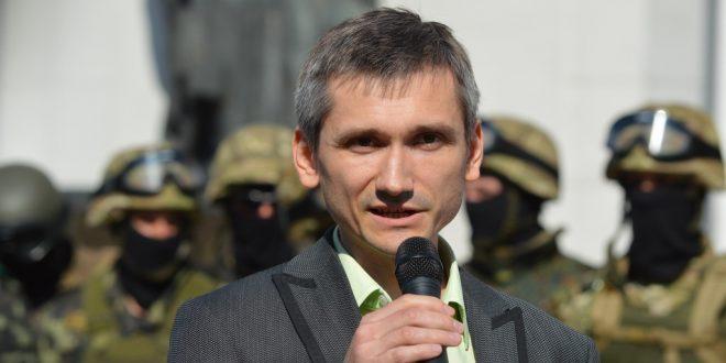 Роман Куйбіда. Джерело: novostimira.com.ua