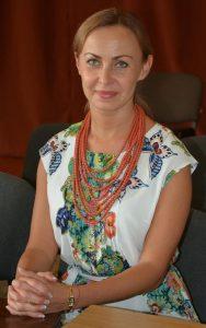 Ольга Мельник.
