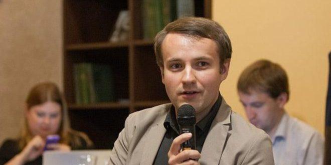 Політолог Петро Олещук. / Фото ukranews.com