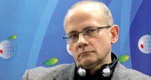 Німецький політолог Андреас Умлан / Фото apostrophe.ua