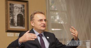 Андрій Садовий. Фото: POLUKR.net / Андрій Поліковський