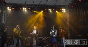 Torban на сцені фестивалю Флюгери Львова. Фото: POLUKR.NET / Андрій Поліковський