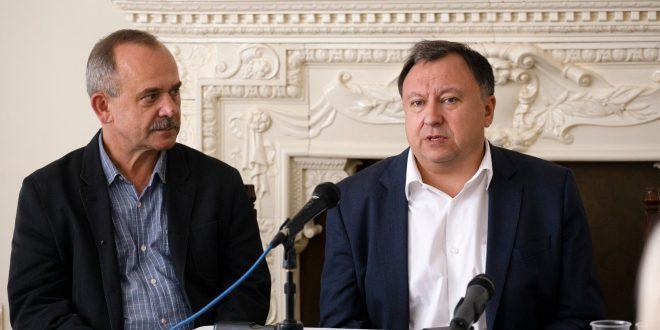 Войцех Ягельський, Микола Княжицький. Фото: POLUKR.NET / Андрій Поліковський