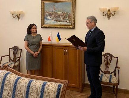 Фото: facebook.com/Konsulat-Generalny-RP-we-Lwowie