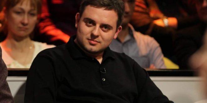 Юрист-міжнародник Олексій Роговик. / Фото www.lmn.in.ua