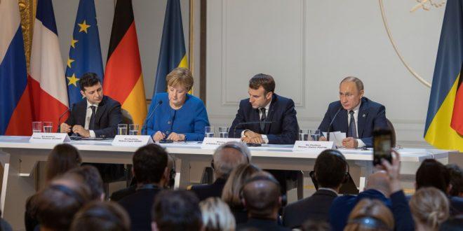 Нормандська зустріч / Фото www.president.gov.ua