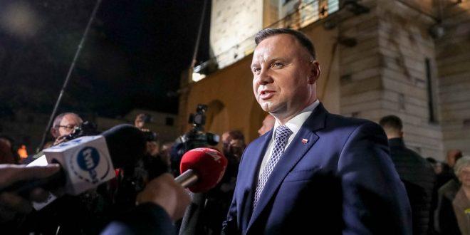 Анджей Дуда. Фото: prezydent.pl