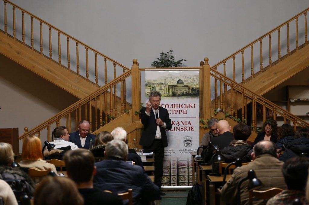 Влодзімеж Менджецький. Фото: POLUKR.net / Андрій Поліковський