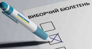 вибори право на голос