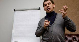 Олександр Черненко. Фото: Dmitry Raimov/facebook.com