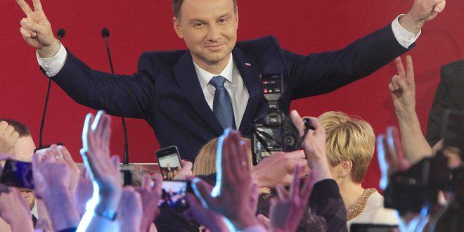 Анджей Дуда. Фото: news.bigmir.net