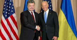 Петро Порошенко і Джозеф Байден. Фото: president.gov.ua